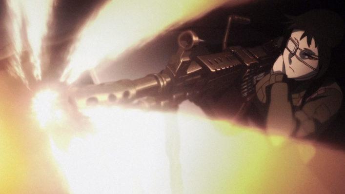 [NoobSubs] Jormungand 01 (720p Blu-ray 8bit AAC) (2)
