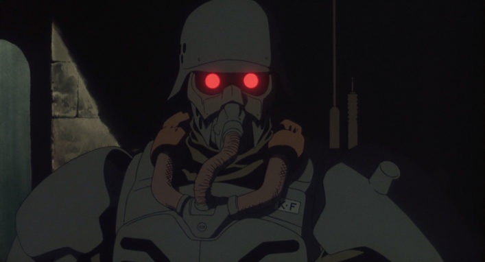 [NoobSubs] Jin Roh - The Wolf Brigade (1080p Blu-ray eng dub 8bit AC3) Part 1 (2)