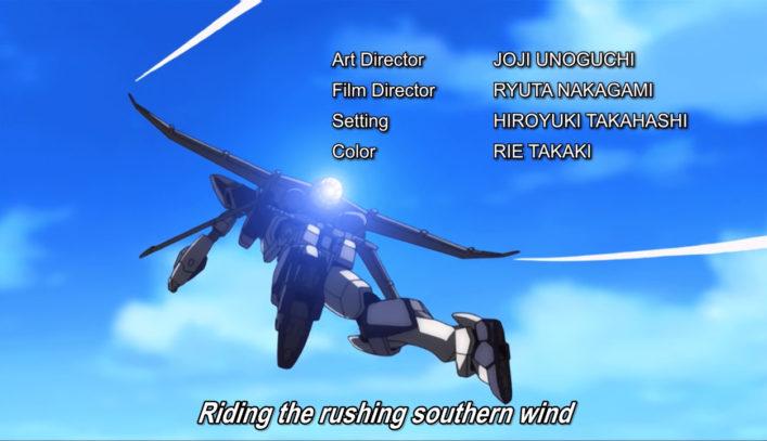 [NoobSubs] Full Metal Panic! The Second Raid 01 (720p Blu-ray 10bit Dual Audio AAC)[F818A409]
