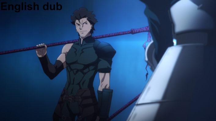[NoobSubs] Fate Zero 04 (1080p Blu-ray eng dub 8bit AAC)