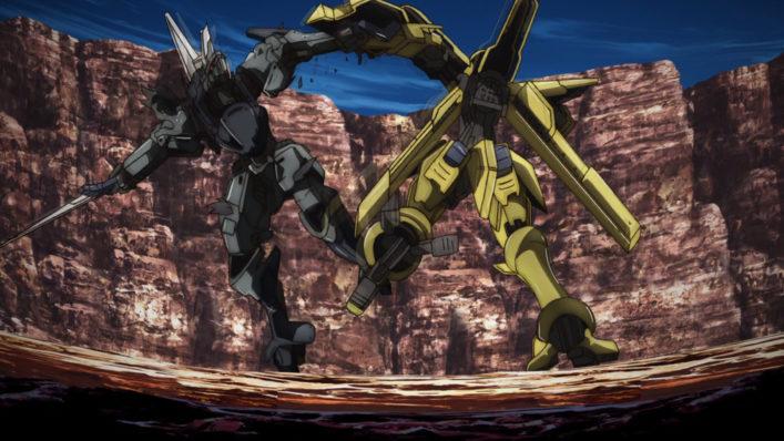 [NoobSubs] Broken Blade 01 (1080p Blu-ray eng dub 8bit AC3) (2)