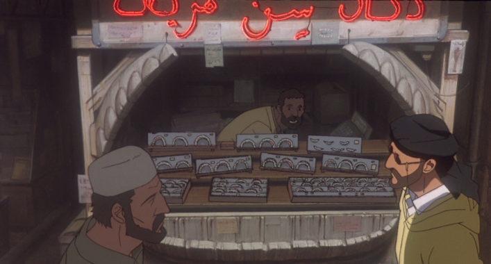 Cowboy Bebop The Movie - Knockin' on Heaven's Door (1080p Blu-ray eng dub 8bit AC3) [NoobSubs] (2)