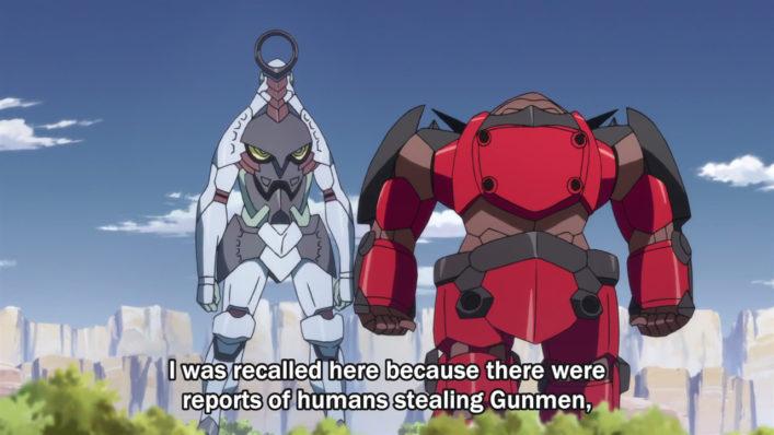 [NoobSubs] Gurren Lagann 01 (720p Blu-ray 8bit AAC) (15)