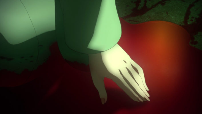 [NoobSubs] Kara no Kyoukai 2 - Murder Speculation Part A (720p Blu-ray 8bit AC3) (5)