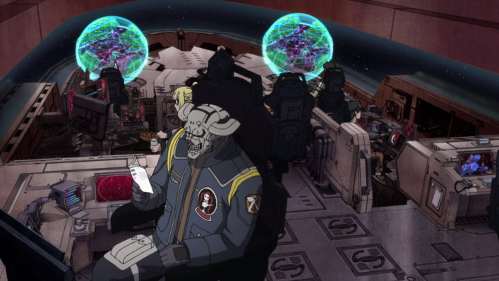 [NoobSubs] Bodacious Space Pirates The Movie - Abyss of Hyperspace (1080p Blu-ray 8bit AC3) (4)