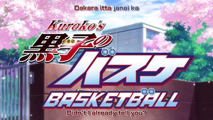 [NoobSubs] Kuroko's Basketball 01 (720p Blu-ray 8bit AAC) (2)