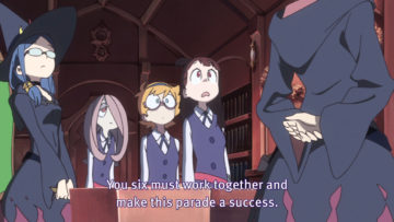 [NoobSubs] Little Witch Academia – The Enchanted Parade (720p Blu-ray 8bit AC3)