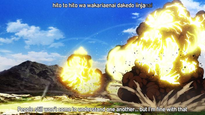 [NoobSubs] GATE Jieitai Kanochi nite, Kaku Tatakaeri 01 (1080p Blu-ray 8bit AAC) (4)