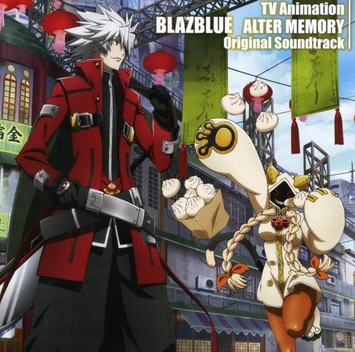 BlazBlue Alter Memory Original Soundtrack