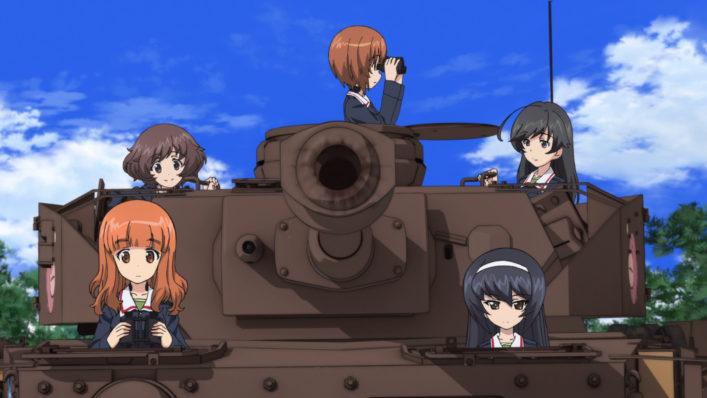 [NoobSubs] Girls und Panzer der Film (1080p Blu-ray 8bit AAC) (2)