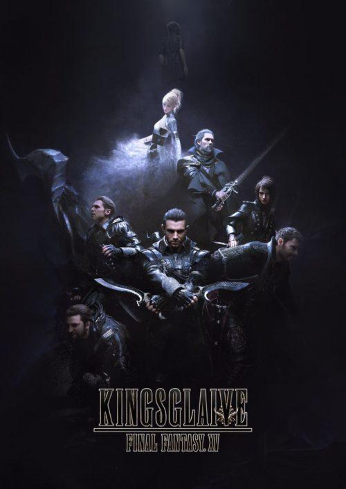 [NoobSubs] Kingsglaive - Final Fantasy XV 2016 (1080p eng dub 8bit AAC)