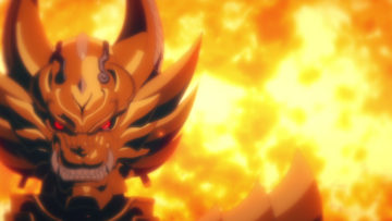 [NoobSubs] GARO -DIVINE FLAME- (1080p Blu-ray 8bit AC3)[50BB6A8F]