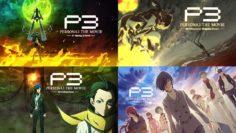 [NoobSubs] PERSONA3 THE MOVIE #4 Winter of Rebirth Soundtrack CD