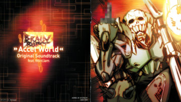 [NoobSubs] Accel World Original Soundtrack feat. MintJam