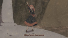 [NoobSubs] Kujira no Kora wa Sajou ni Utau~Children of the Whales 07 (1080p 8bit AAC)