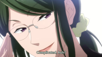 [NoobSubs] Wotaku ni Koi wa Muzukashii 01 (1080p 8bit AAC) (1)