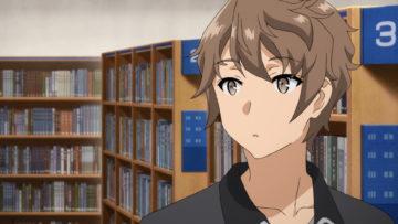 [NoobSubs] Seishun Buta Yarou wa Bunny Girl Senpai no Yume wo Minai 01 (1080p 8bit AAC) (1)