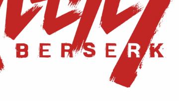 Berserk Logo White