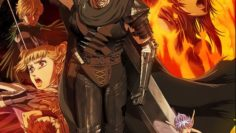 Berserk 1997 2016-2017 Golden Age Arc I-II-III + Soundtracks