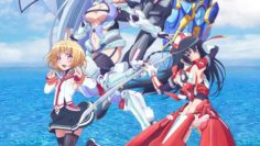 Hybrid × Heart Magias Academy Ataraxia  Masou Gakuen H×H
