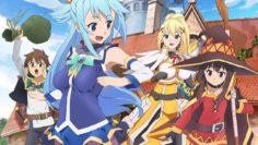 Kono Subarashii Sekai ni Shukufuku wo! + OVA  KonoSuba God's Blessing on This Wonderful World!