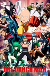One-Punch Man + OAD + OVA