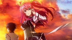 Rakudai Kishi no Cavalry  Chivalry of a Failed Knight