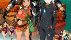 Suisei no Gargantia Complete  Gargantia on the Verdurous Planet