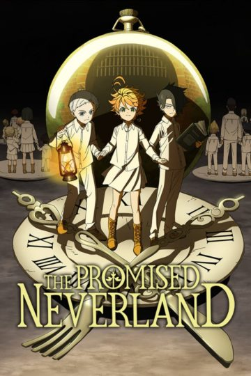 Yakusoku no Neverland  The Promised Neverland